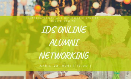 Mid-August Online Meetings for IDS Students