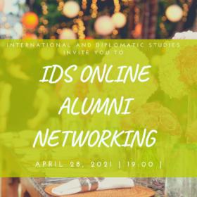 IDS Online Alumni Networking – April 28